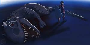 The Not-So-Indominus Rex