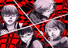 Persona 4 - All Out Attack!!