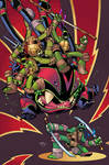 TMNT #21 Cover