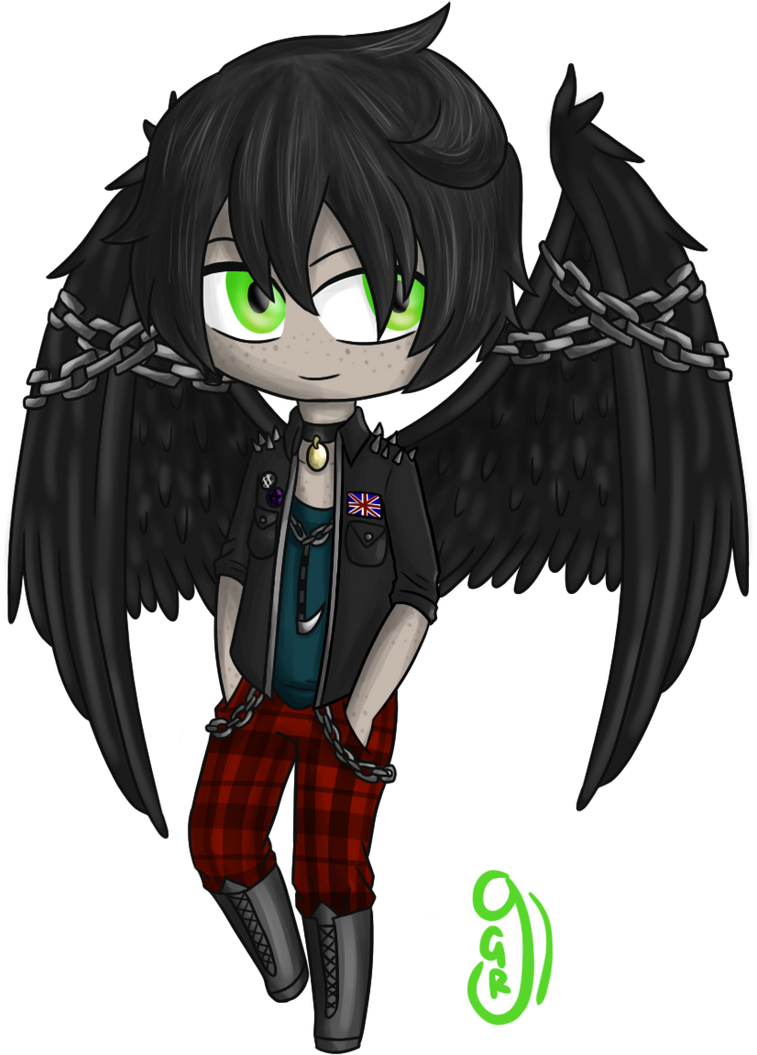 Chibi! by glorypaintGR