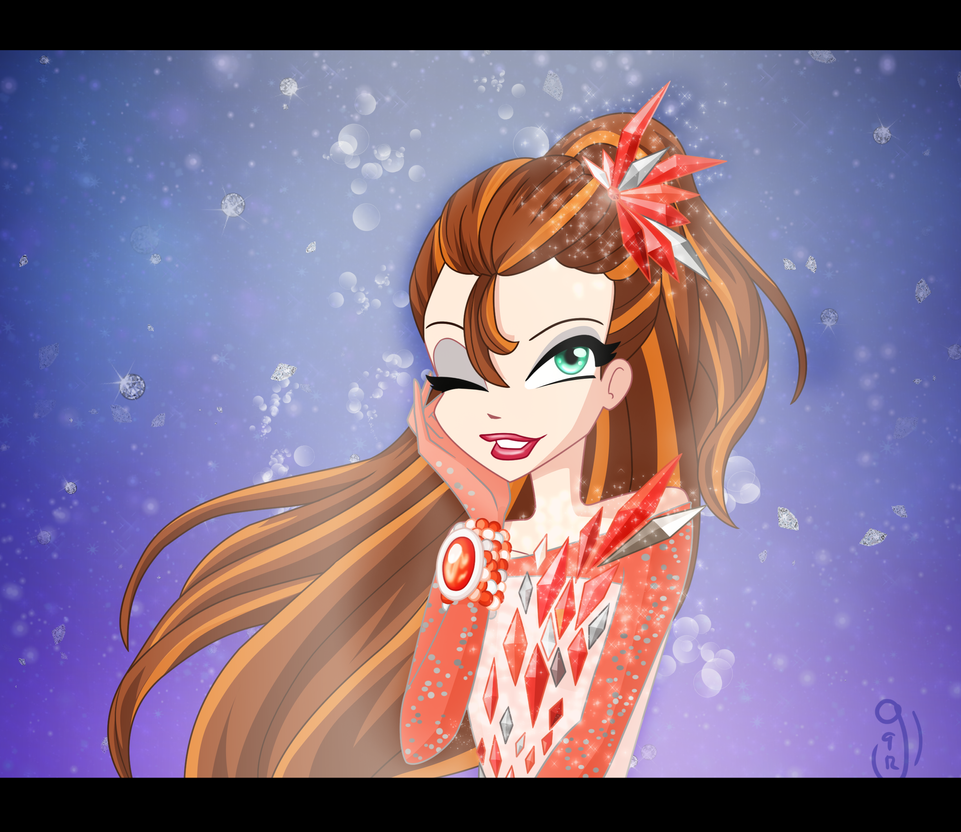 Ariana Tynix Screenshot by glorypaintGR