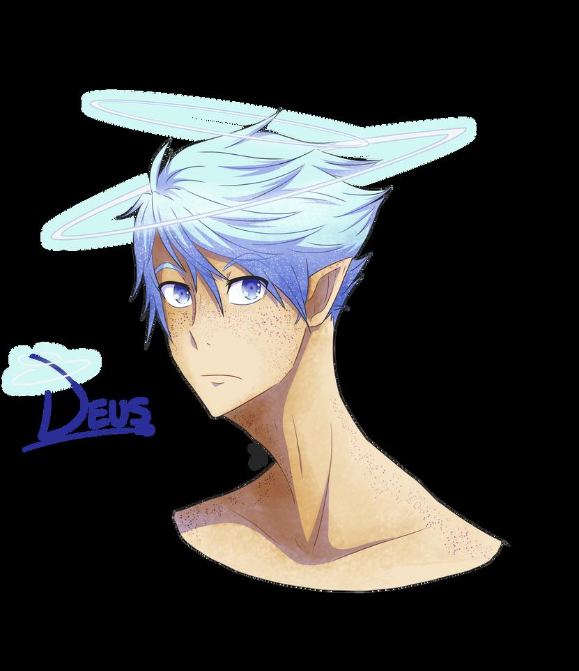 Deus by gloryart-GB