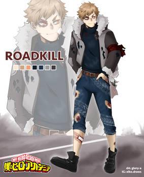 [BnHA] Roadkill (C)
