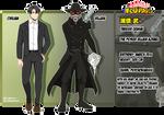 [BnHA] Takeshi Gensai Profile (C)