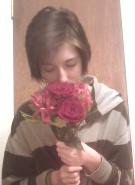 My first bouquet by ThisKillsTheKarkat