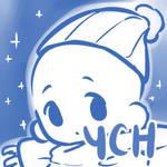Christmas Icon   YCH (Raffle)