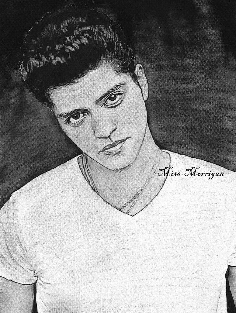 Bruno Mars by Miss-Morrigan on DeviantArt