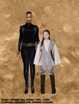 Soara Antana and Darra Thel- Tanis