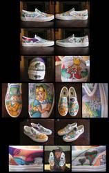 alice.hatter - shoes by briannacherrygarcia