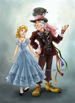 wonderland costume switch
