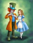 wonderland costume switch II