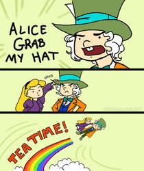 grab my hat by briannacherrygarcia