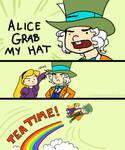grab my hat