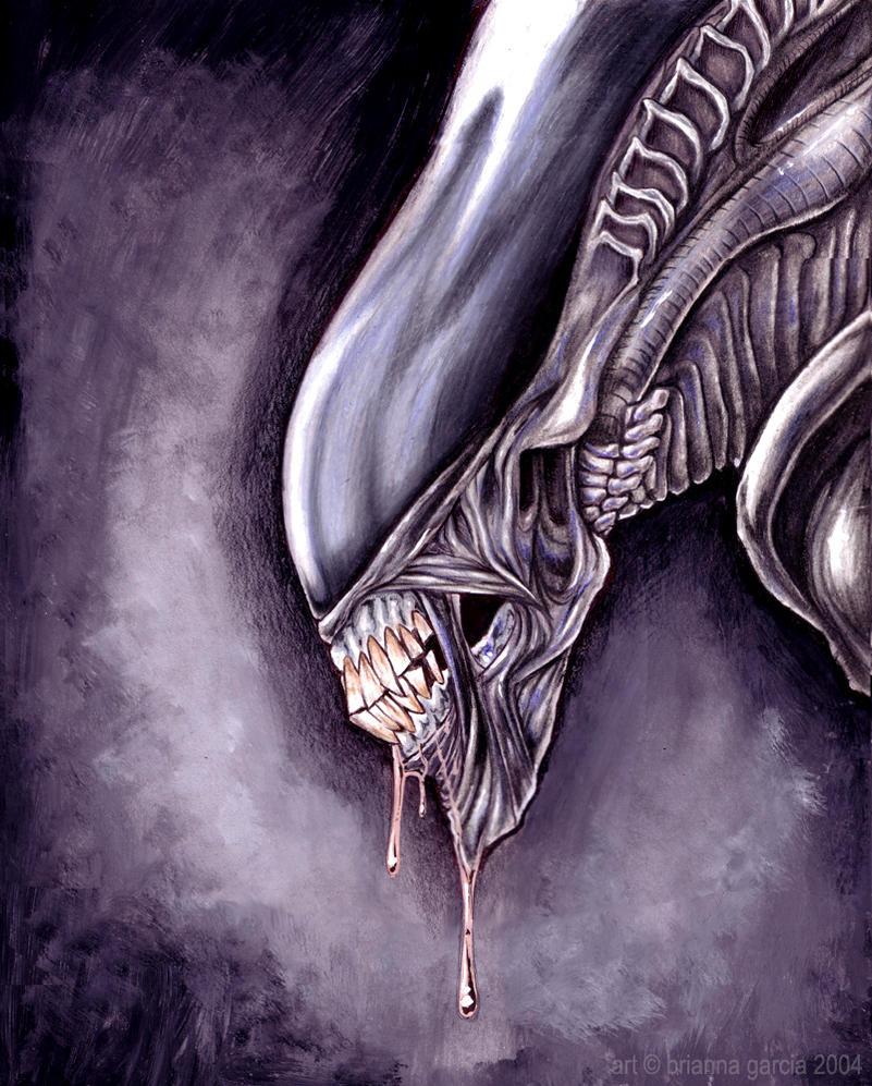 Imágenes de Alien Xenomorph_by_bri_chan