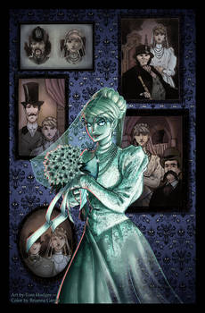 The Haunted Mansion: The Bride