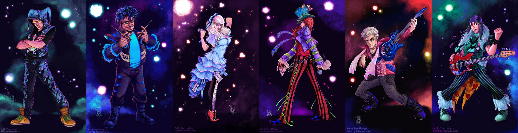 Mad T Party Band by briannacherrygarcia