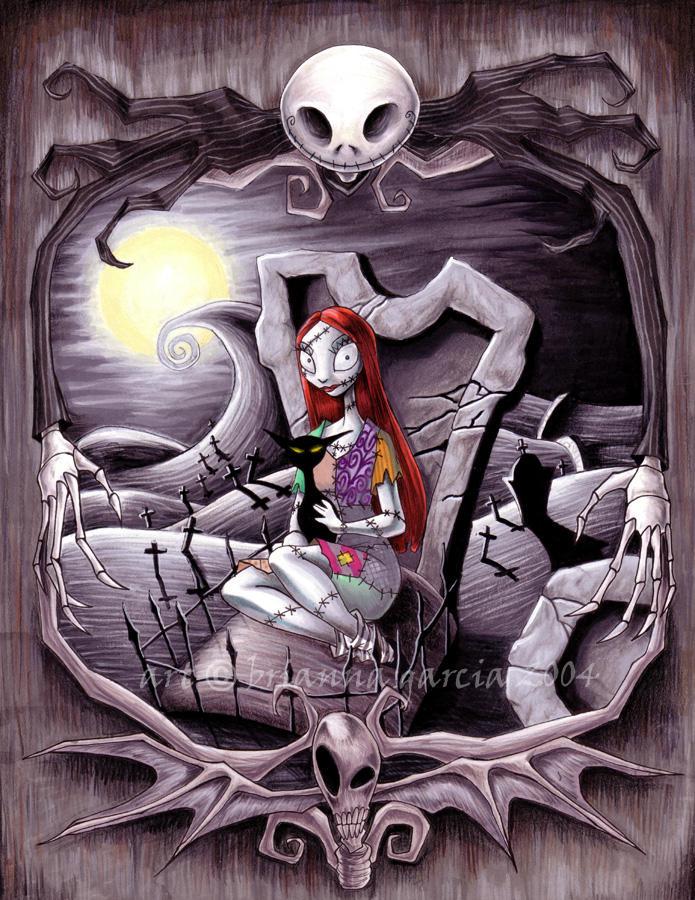 all hallow's eve by briannacherrygarcia