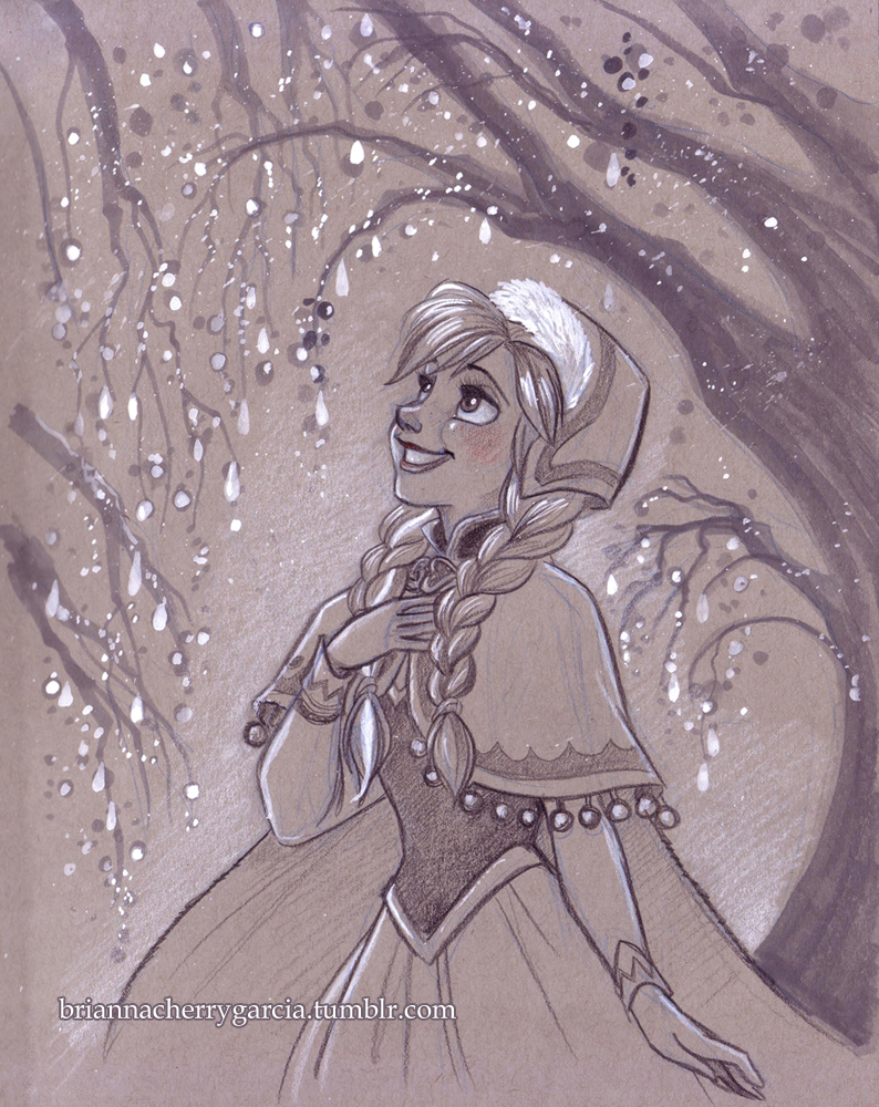 Anna by briannacherrygarcia