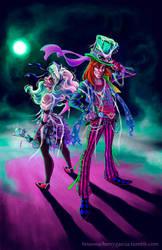 Halloween Time by briannacherrygarcia