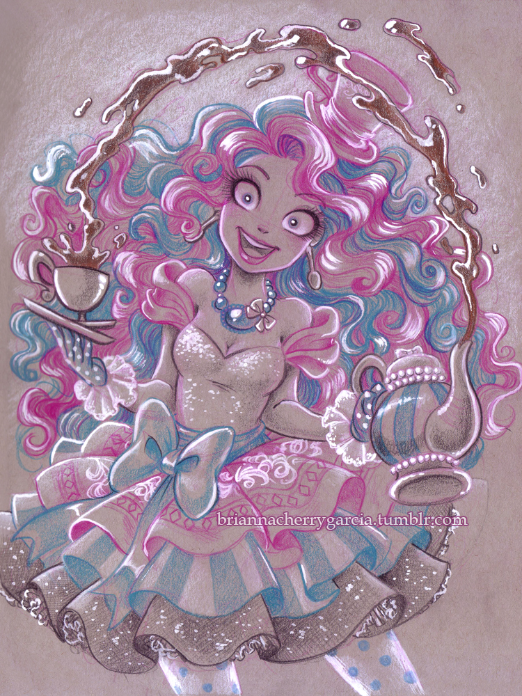Madeline Hatter By Briannacherrygarcia On DeviantArt