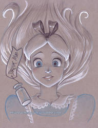 Alice by briannacherrygarcia