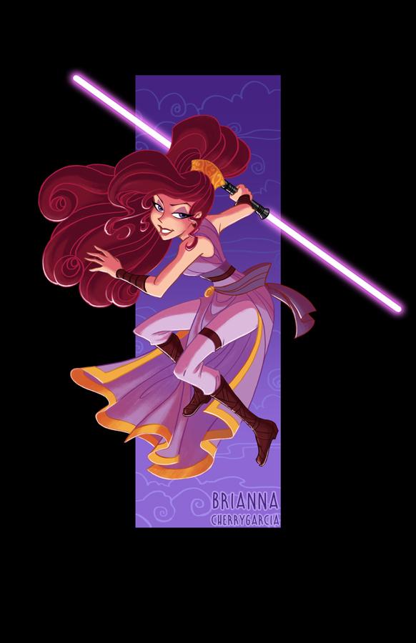 Jedi Meg