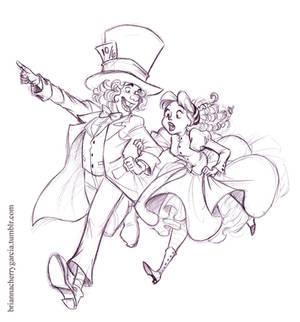 Alice and Reginald