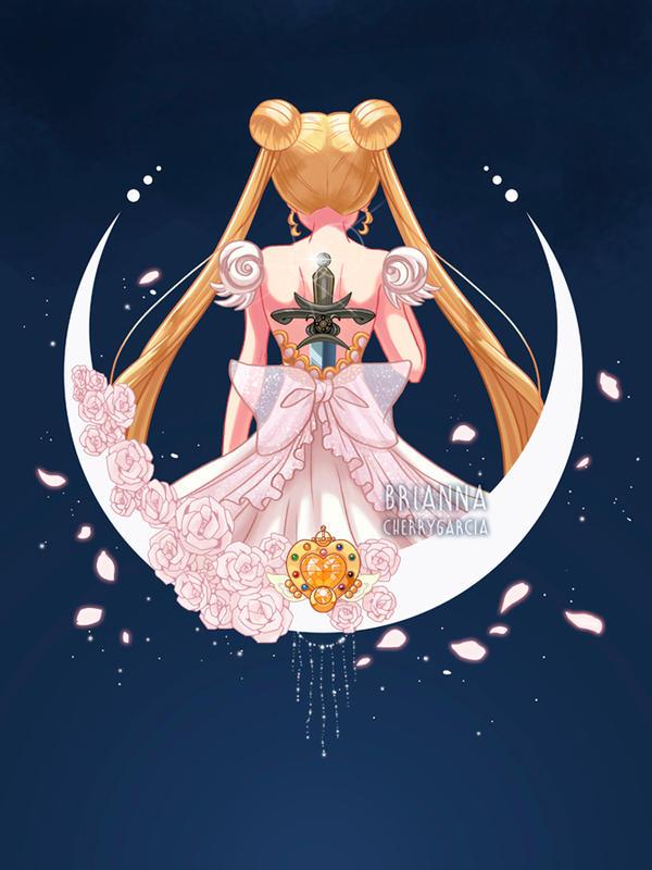 Sword of the Silver Crystal by briannacherrygarcia