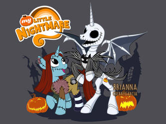 My Little Nightmare by briannacherrygarcia