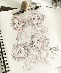 Rapunzel Expressions