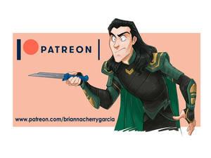 Patreon Launch
