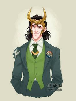 Vote for Loki