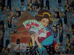 Geisha by Tsuyueki
