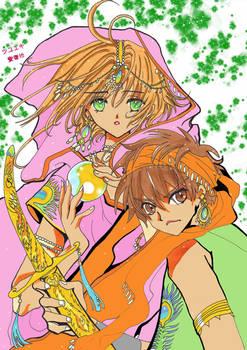 Tsubasa Chronicles Art