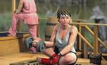 Sakura Kasugano : Interval