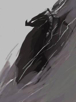 Practice - storm dragon