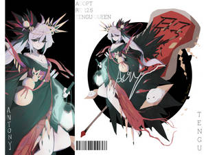Close Adopt re#12.5 Tengu queen