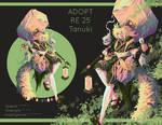 Closed Adopt re#25 TANUKI