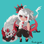 Chibi wrath