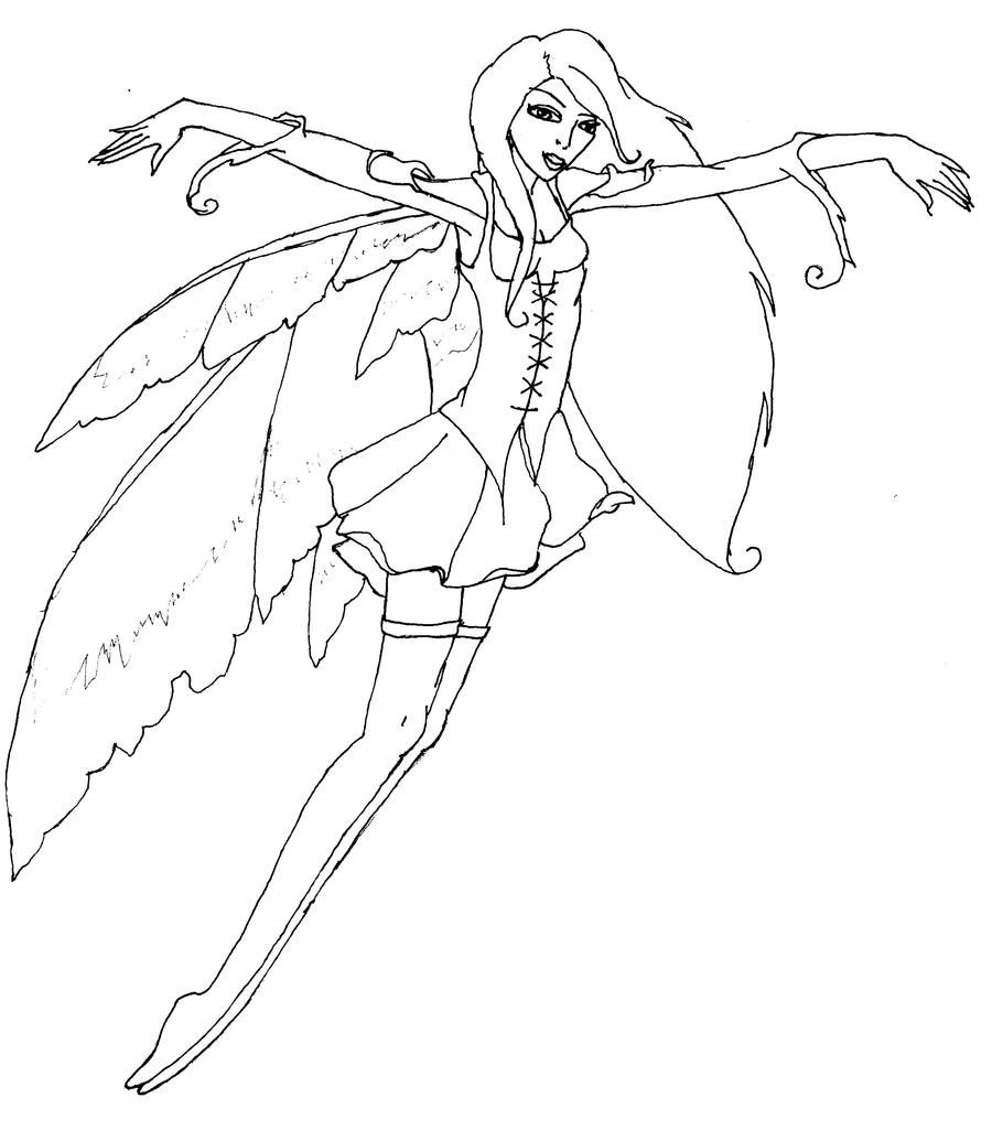 amy brown coloring pages free - photo#16