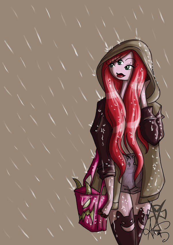 MU...Raining... by Ax25