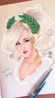 ...Goddess... by Ax25