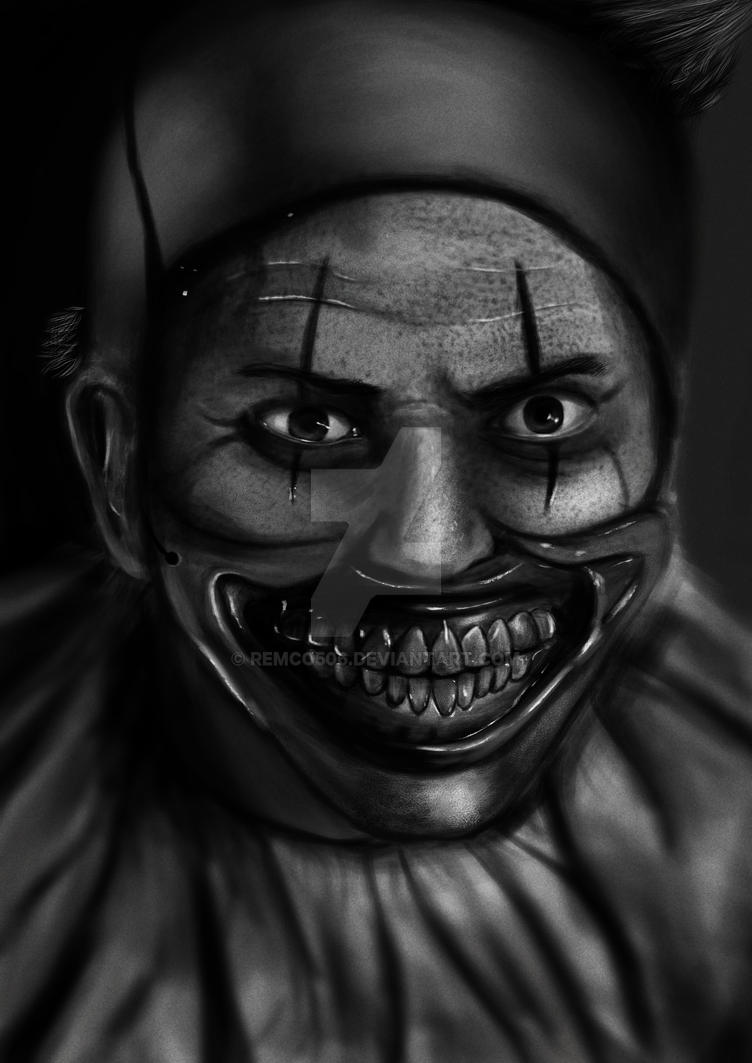 Clown by Remco506