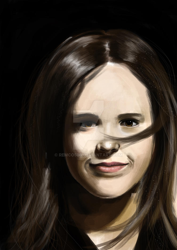 ellen Page by Remco506