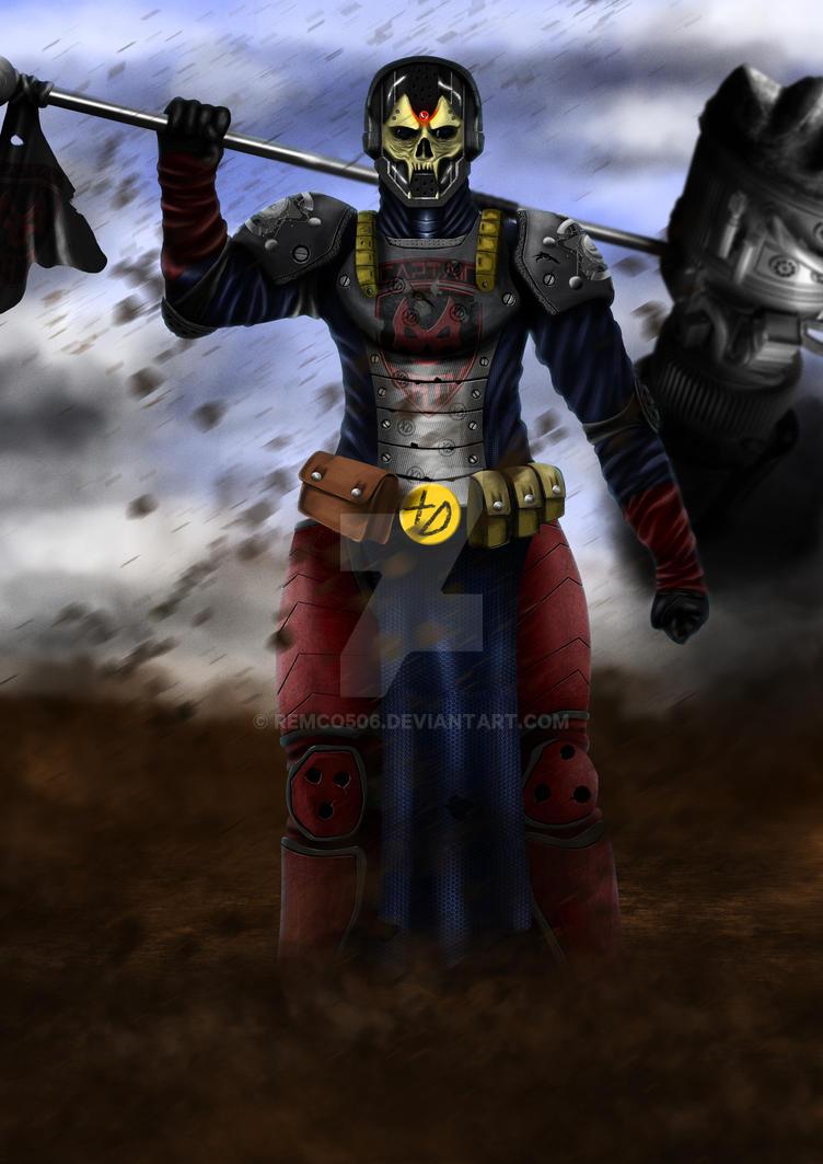 Superhero by Remco506