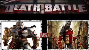 Death Battle Idea: Kratos Vs. Dante