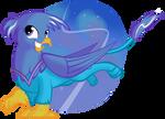 Gift Art: Sorcerus Horserus Griffonized by WingWind