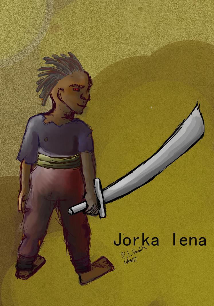 Jorka Iena by LadyKylin
