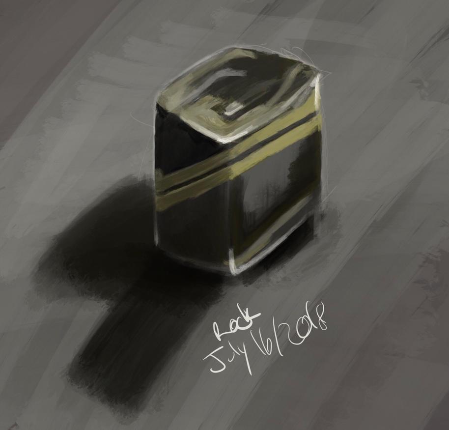Rock by LadyKylin