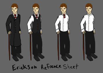 Erickson Ref sheet.